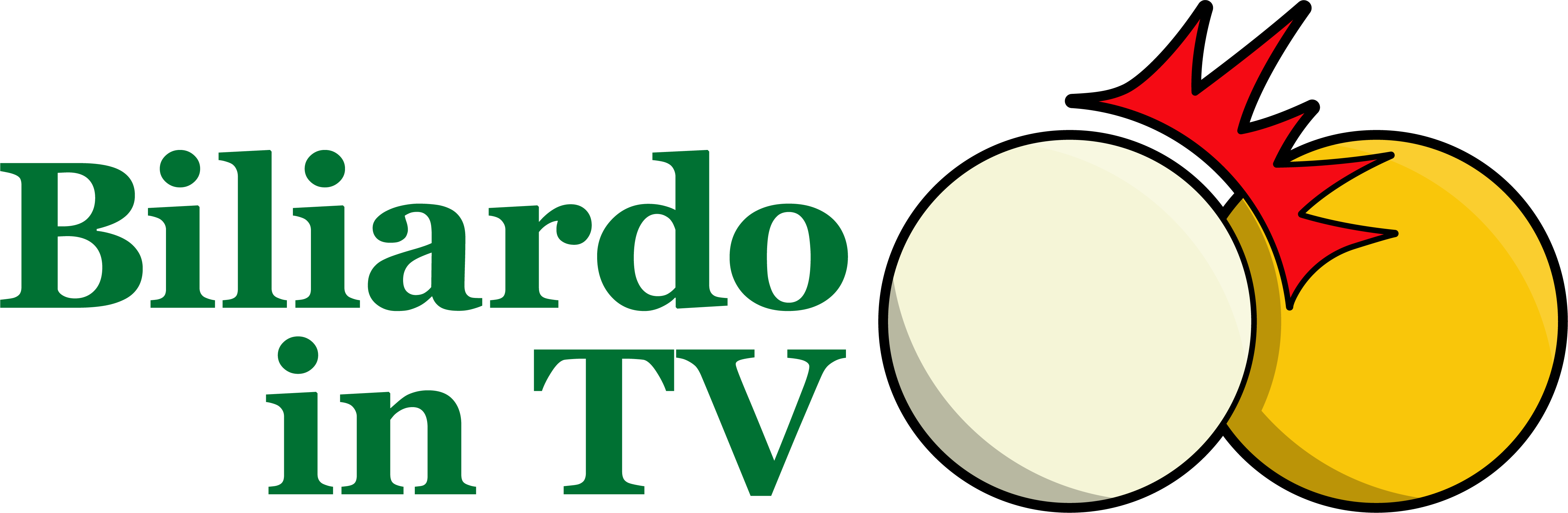 Biliardo in Tv